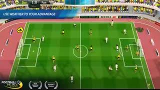 تیزر بازی Football Tactics and Glory Creative Freedom