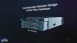دستگاه ذخیره ساز تحت شبکه یونی ویو  NEBULA