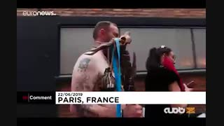 مسابقه ریش پاریس