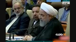 روحانی: شاهد تحقق یکی از آرزوهای دیرینهام هستم