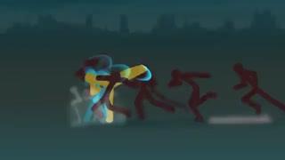 انیمیشن کوتاه خدایان مبارزه